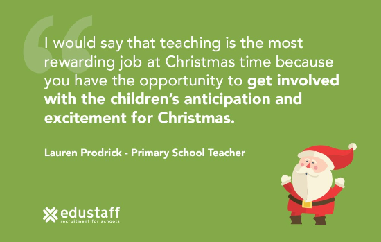 How to Survive The Christmas Term  | EduStaff